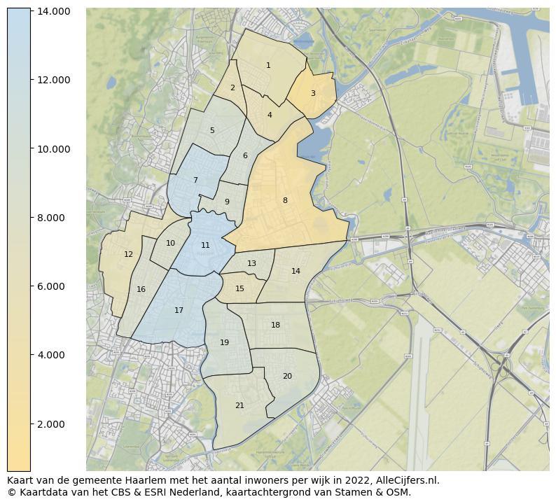 Heel Veel Informatie Over Haarlem Update 2020 Allecijfers Nl