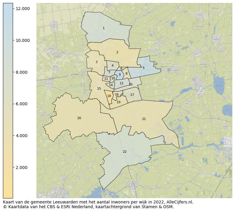 Heel Veel Informatie Over Leeuwarden Update 2020 Allecijfers Nl
