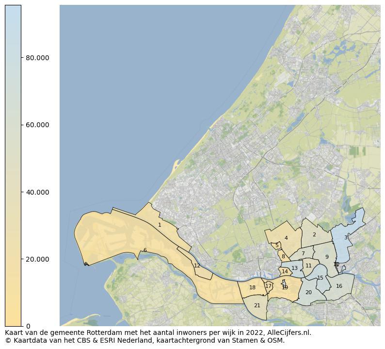 Heel Veel Informatie Over Rotterdam Update 2020 Allecijfers Nl