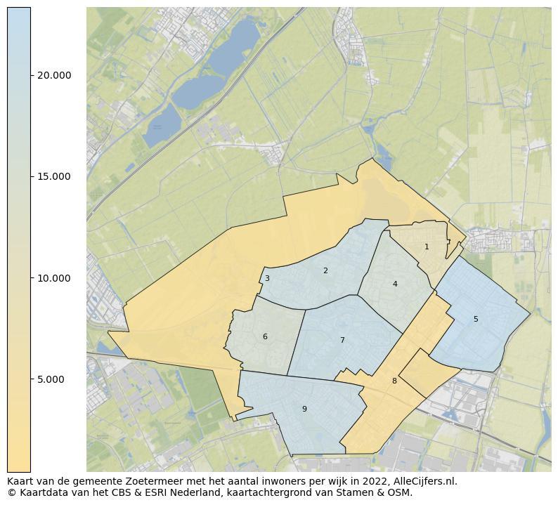 Heel Veel Informatie Over Zoetermeer Update 2020 Allecijfers Nl