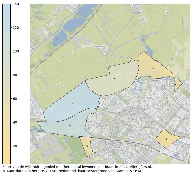 Heel Veel Informatie Over Wijk Buitengebied Update 2020